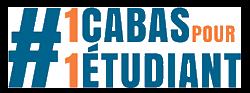 1 cabas pour 1 étudiant logo
